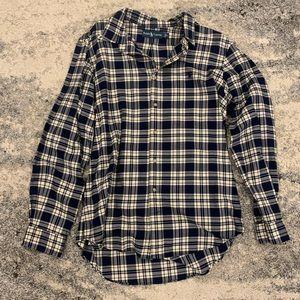 Polo flannel longsleeve